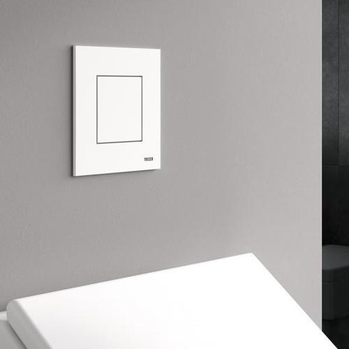 TECE now Urinal-Betätigungsplatte inklusive Kartusche weiß 9242400