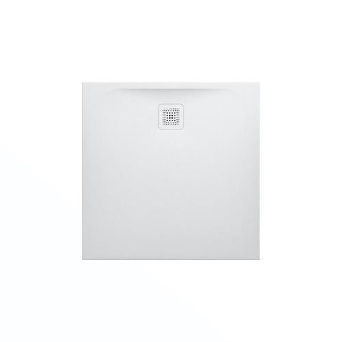 Laufen Pro Rechteck-Duschwanne L: 90 B: 90 H: 3 cm weiß matt H2109560000001