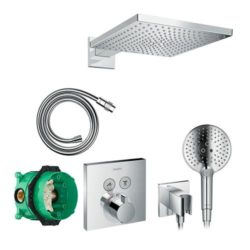 Hansgrohe Raindance E & Shower Select, Duschsystem 27837000