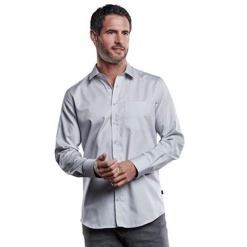 My Favorite Hemd in saisonaktueller Farbe Engbers Silbergrau