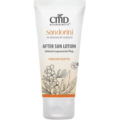 CMD Naturkosmetik Sandorini After Sun Lotion 100 ml After Shave Lotion