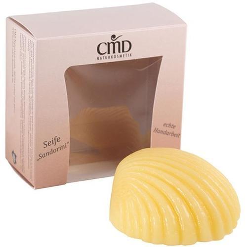 CMD Naturkosmetik Sandorini Seife in Muschelform 100 g Stückseife