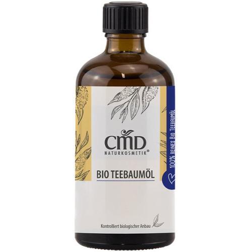 CMD Naturkosmetik Teebaumöl mit Tropfeinsatz 100 ml Raumduft