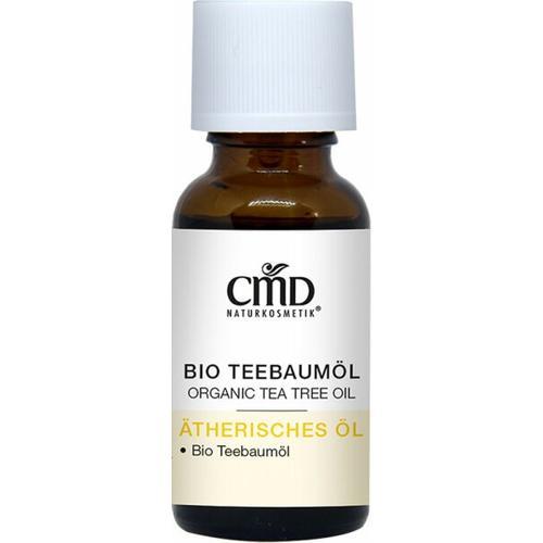 CMD Naturkosmetik Teebaumöl mit Tropfeinsatz 20 ml Raumduft