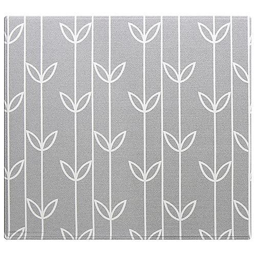 Spielmatte Sea Petals Grey, 1,40 m x 1,40 m bunt