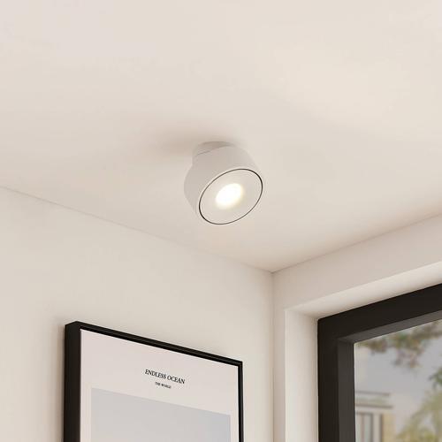 Arcchio Ranka LED-Deckenlampe, weiß, schwenkbar