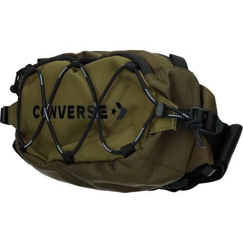 Converse Gürteltasche Swap Out Sling, dark moss/terra taupe grün Reisetaschen Reisegepäck Unisex