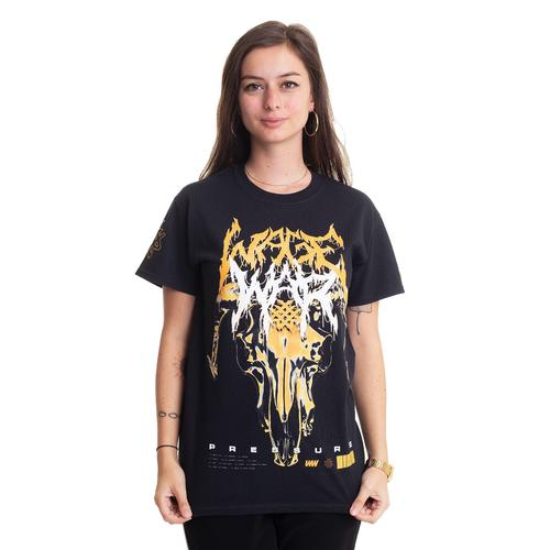 Wage War - Ram Skull - - T-Shirts