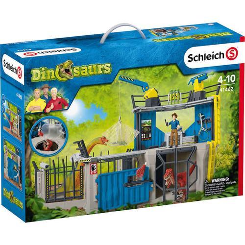 Schleich® Dino-Forschungsstation, bunt