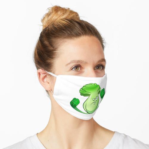 Boxsalat Pflanzen VS Zombies Maske