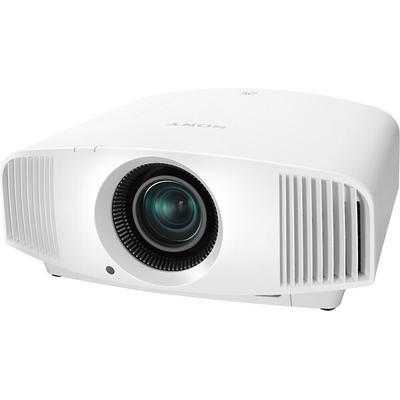 Sony VPLVW295ES, White 4K Home Theatre Projector