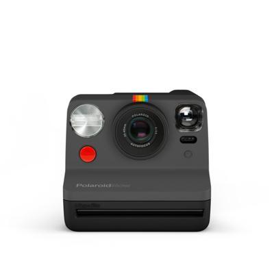 Polaroid Now Schwarz