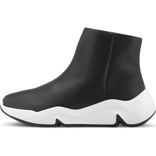 Ecco, Sneaker-Boots Chunky in schwarz, Boots für Damen Gr. 36