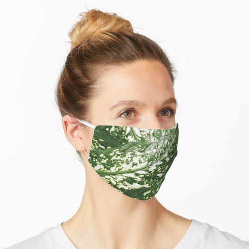AMAZONBLATT III | #leaf #amazon #rainforest #neotropical Maske
