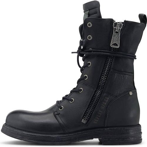Replay, Evy in schwarz, Boots für Damen Gr. 38