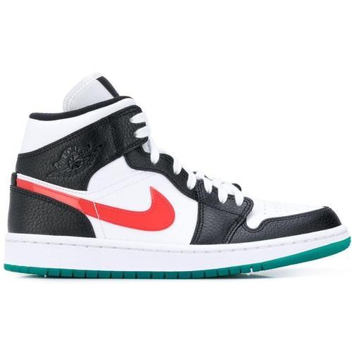 Nike 'Air 1 Mid Alternate Swooshes' Sneakers