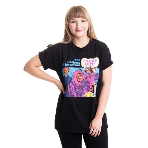Frank Zappa - Freak Out! - - T-Shirts
