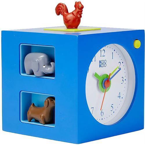 Wecker KooKoo® KidsAlarm, blau