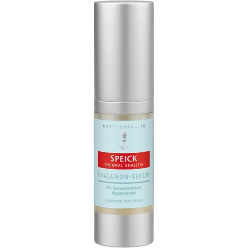 Speick Naturkosmetik Speick Therm.Sens.Hyaluron-Serum 15 ml Gesichtsserum