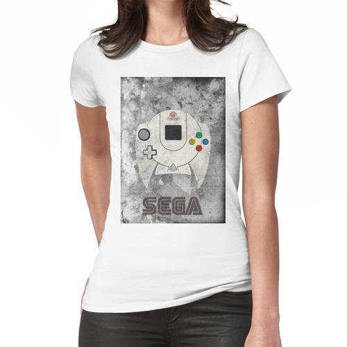Retro Gaming Controller Dreamcast Frauen T-Shirt