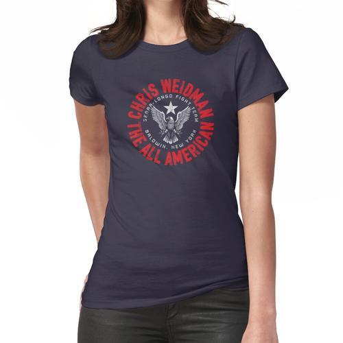 Chris The All American Weidman Frauen T-Shirt