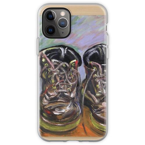 Dr. Martin Stiefel Flexible Hülle für iPhone 11 Pro