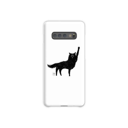Canis Lupus - Aufkleber Samsung Galaxy S10 Plus Case