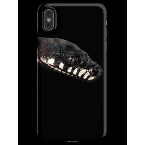 Boelen's Python iPhone XS Max Handyhülle