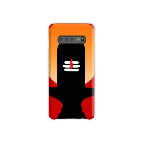 Shiva Lingam Samsung Galaxy S10 Plus Case