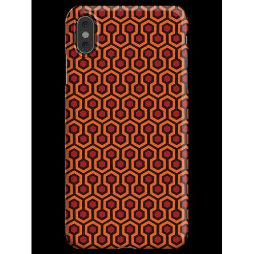 Übersehen Sie Teppichboden iPhone XS Max Handyhülle