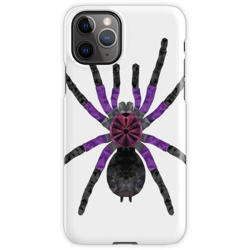 Vogelspinne Pamphobeteus machala Tarantel Geschenk iPhone 11 Pro Handyhülle