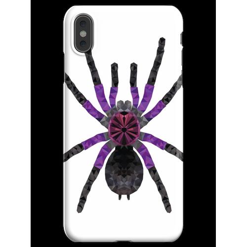 Vogelspinne Pamphobeteus machala Tarantel Geschenk iPhone XS Max Handyhülle