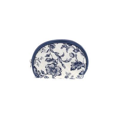Isaac Mizrahi Makeup Bag: Blue F...