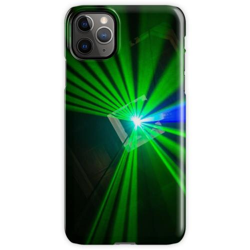 Lasershow iPhone 11 Pro Max Handyhülle
