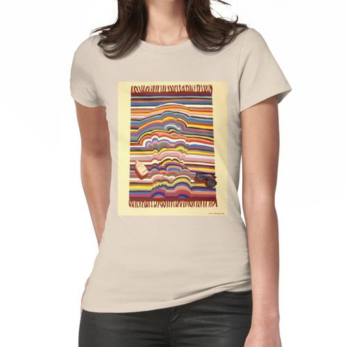 Badetuch Frauen T-Shirt