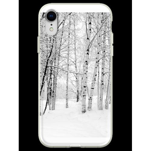 Birkenholz Flexible Hülle für iPhone XR