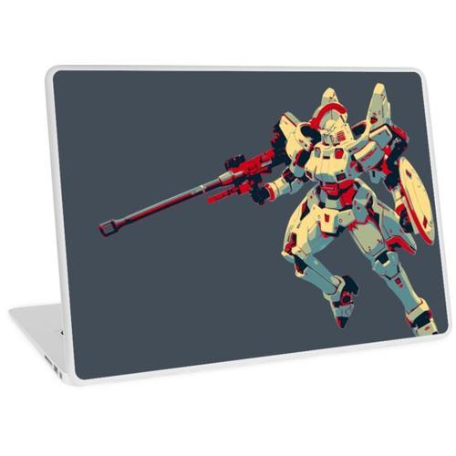 Mobiler Anzug Gundam OZ-00MS Tallgeese Laptop Skin