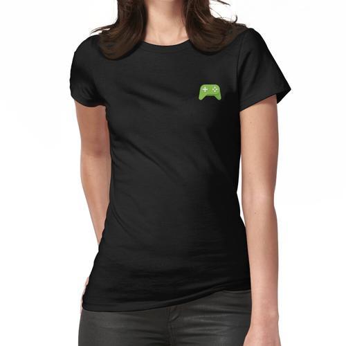 Gamer Joystick Frauen T-Shirt