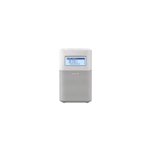Sony XDR-V1BTD Tragbar Weiß