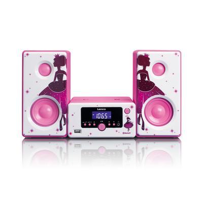 Lenco MC-020 Home-Audio-Minisyst...