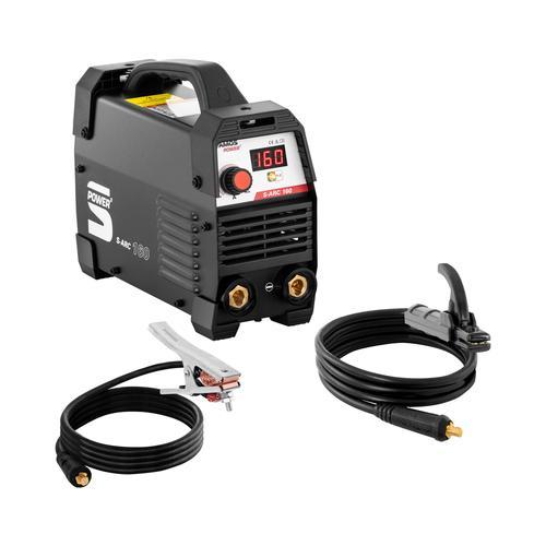Stamos Power ² Elektroden Schweißgerät - 160 A - Hot Start - Griff S-ARC 160