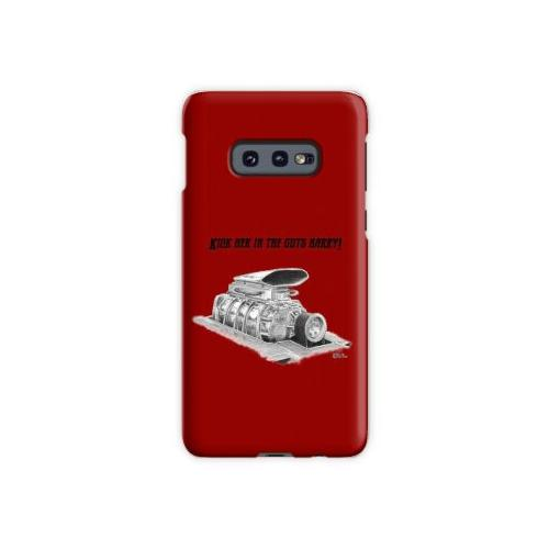Mad Max Interceptor Kompressor Samsung Galaxy S10e Case