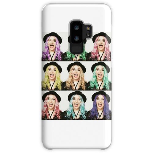 Rydel Lynch Haarfarbe / Pop Art Samsung Galaxy S9 Plus Case