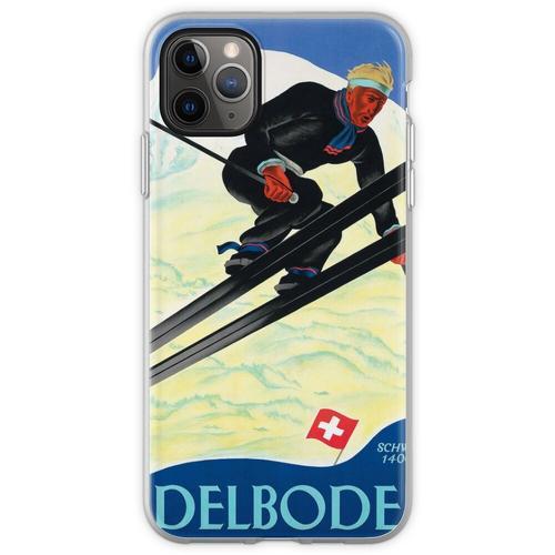 Adelboden Flexible Hülle für iPhone 11 Pro Max