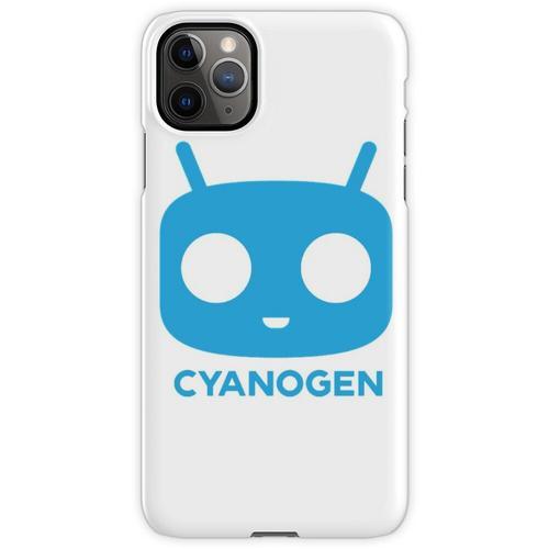 CyanogenMod Head iPhone 11 Pro Max Handyhülle