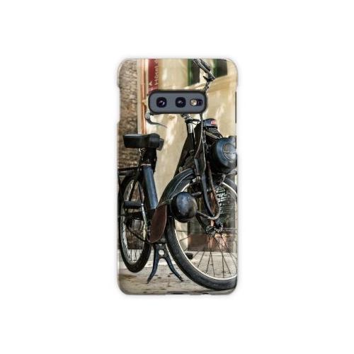 Fahrrad mit Hilfsmotor Solex Samsung Galaxy S10e Case