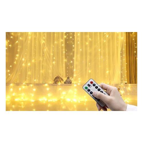 LED-Lichtervorhang: 2