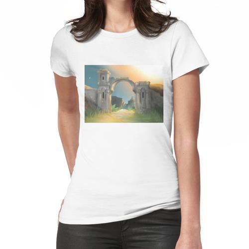 Das Große Plateau Frauen T-Shirt