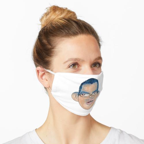 Gothic King Cobra JFS - Haarfärbemittel Video Maske
