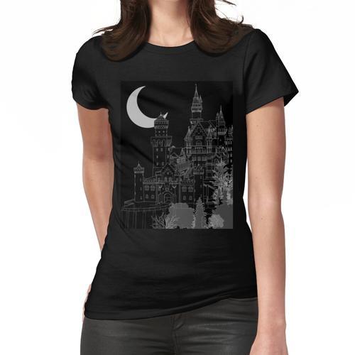 Spukschloss Frauen T-Shirt